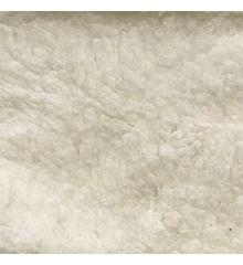 Supersoft Sherpa Fleece Fabric-Ivory