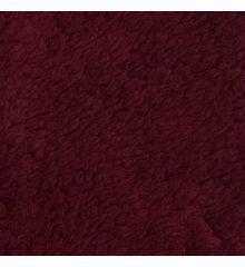 Supersoft Sherpa Fleece Fabric-Wine