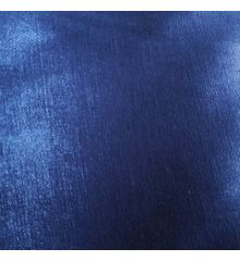 Shiny Denim Polycotton