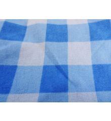 Brushed Cotton Gingham-Sky Blue