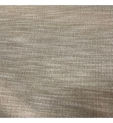 Soft Chenille Velvet Fire Retardant Upholstery Fabric-Natural