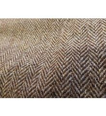 Harris Tweed Herringbone Stripe Wool