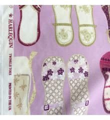 Harlequin Twinkle Toes Panama Cotton-Lilac