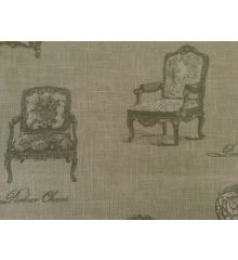 Fryetts Vintage Chairs 100% Cotton Fabric