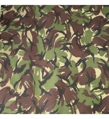 Waterproof Heavy Duty Canvas with PVC Backing-Camouflage