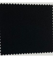 Soft Waterproof Outdoor Cushion Fabric-Black