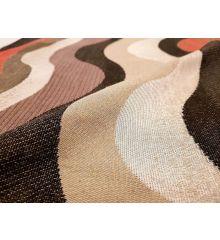 Wave Professional Furniture Fire Retardant Fabric Upholstery
