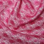 Polyester Floral Lace