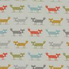 Fryetts Foxes 100% Cotton Fabric