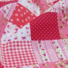 Patchwork Polycotton Fabric