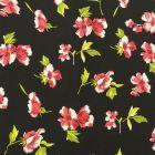 Hawthorn Flowers Stretch Jersey DTY Fabric