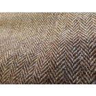 Harris Tweed Herringbone Stripe Wool