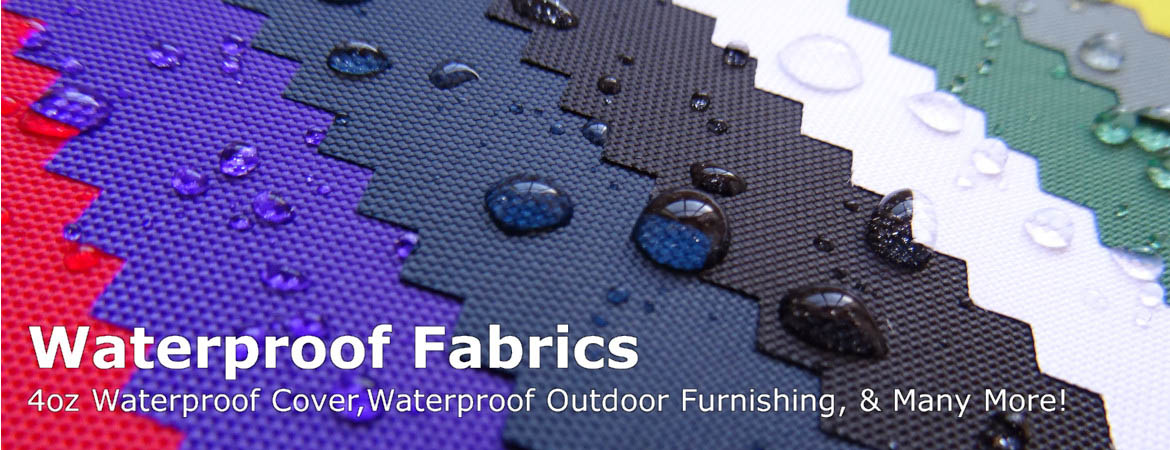 Strong and Durable Waterproof Fabric