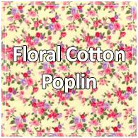 Floral Cotton Poplin