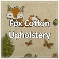 Fox Cotton Upholstery
