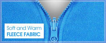 Soft and Warm Fleece Fabric