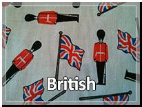 British Fabric