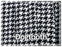 Dogtooth Fabric